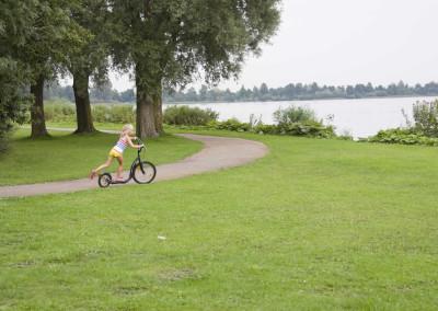 mooie steproutes in Reeuwijk