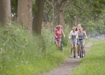 steppen langs de Breevaart en de Reeuwijkse plassen