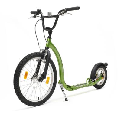 Kickbike Freeride groen